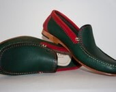 Leather Mens Dress Shoes Moccasins