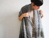 Army Green Scarf - Women's Fashion Accessories - Spring Scarf - Spring Fashion - Green women scarf - Long Neck Scarf