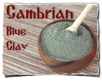 Russian Cambrian Blue Clay - 1package (150g / 5.3oz.)
