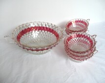 Popular Items For Trifle Bowl On Etsy