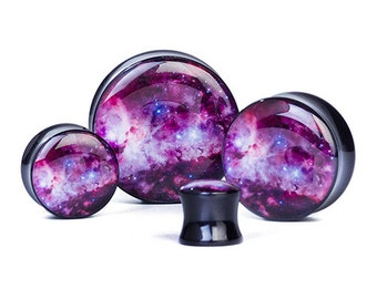 Nebula Plug Double Flared From Sizes 10mm to 30mm