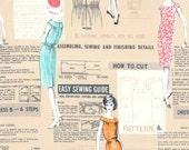 Make it Work from  Michael Miller Fabrics
