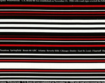 City Stripes Color 100 from Route 66/ First of Infinity by Kumiko Fujita