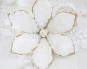 Sofreh Aghd Nabat Flower (Rock Candy Flowers) - Sofreh Aghd Decor - Persian Wedding - Aroosi - Nabat Flowers - Wedding Decor