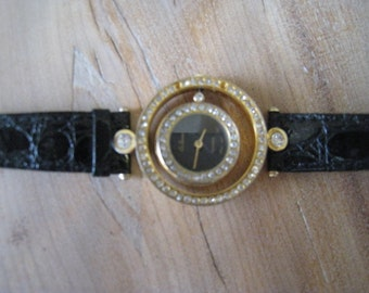Unique Vintage Le Baron Suspension Watch