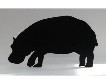 Hippo Blackboard / Chalkboard