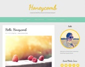 Responsive WordPress Theme - Honeycomb - Genesis Child Theme