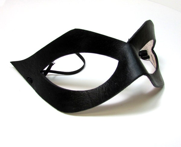 superhero black mask