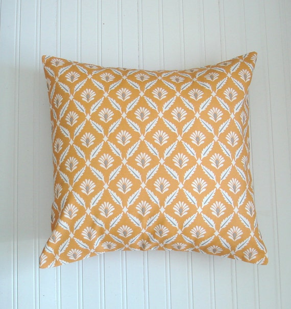 Decorative Pillow Covers 22 X 22 : Items similar to ORANGE Pillow Cover 22 X 22 Inch. Decorator Pillow Cover.Home Decor.