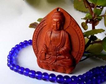 1 Buddha Connector/Pendant - 2-PE-11