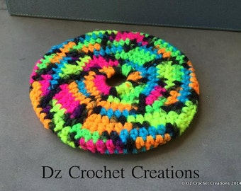 Crochet Frisbee, Crochet Flying Disc, Flying Disc, Toy Frisbee or Dog Frisbee, Ready to ship, RTS