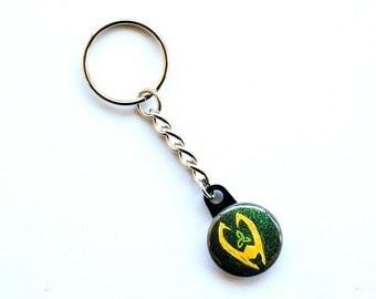 Loki Keychain - Avengers Keychain