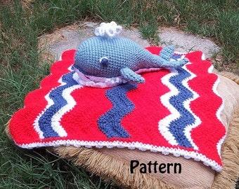 Crochet Baseball Cuddle Blanket Lovie Snuggie By Yarntohook