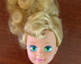 SALE-Vintage 1987 Skipper Barbie Doll Prom Collectibles