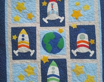 Rocket Toddler Bed rocket bed   etsy