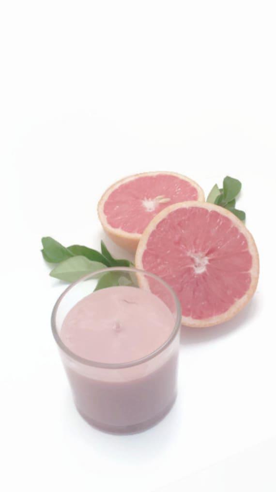 Grapefruit Mangosteen 10oz. Soy Candle
