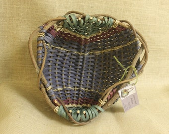 Handwoven Basket #10