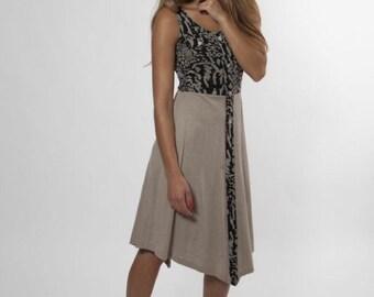 Fun summer dress / Dress with buttons / Day dress / long dress / Casual dress / Sundress / ON SALE
