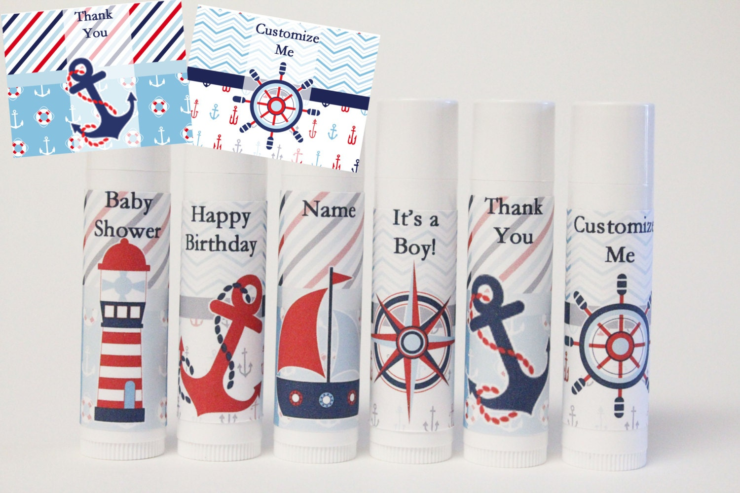 Baby Shower Favors Nautical Theme ~ Nautical theme favors baby shower by nanaspartypalace