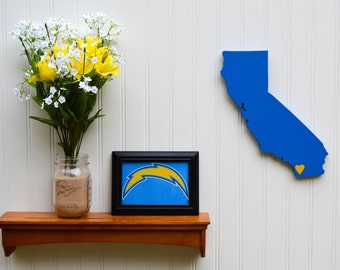 San Diego Chargers Etsy