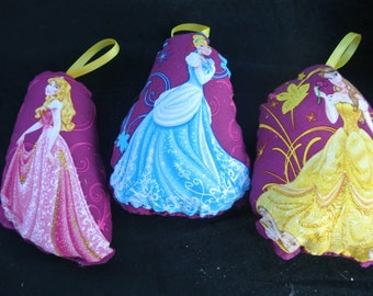 Disney Princess Pillow Ornaments