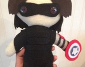 Bucky Barnes (The Winter Soldier) Plushie