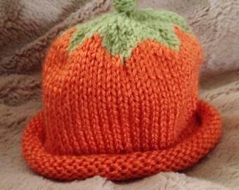 Little Pumpkin Hat