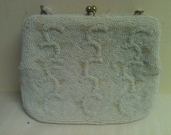 Richere Clutch Evening Bag/ Purse, by Walborg, Made in Japan