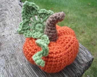 Fall Pumpkin, Halloween Pumpkin Decor, Crochet Pumpkin Decor,  Autumn and Fall Decor by CROriginals