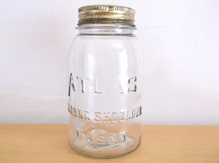 kerr mason jars dating Preserve jars can be quite ancient european storage jars often date into the 1600-1700s but the modern fruit jar, as found in this country, began to appear about.