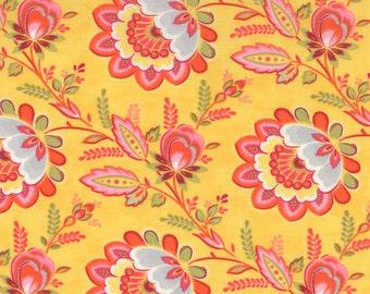 Moda High Street by Lily Ashbury - Floral Brigitte Lemonade 11470 13