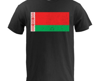 Flag of Belarus - Black