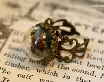 Ladybug ring-Bague Coccinelle