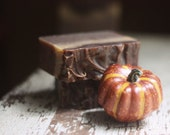 Pumpkin Spice Handmade Soap
