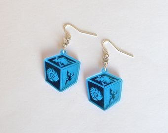 Starcraft Random Race Earrings
