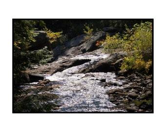 Isinglass River (#2), New Hampshire - 8x10 Photo