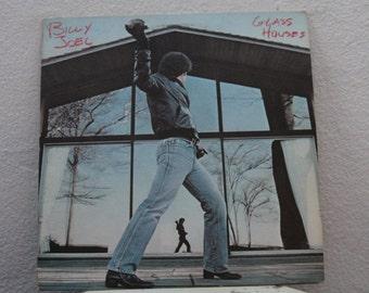 "Billy Joel - ""Glass Houses"" vinyl record (NT)"