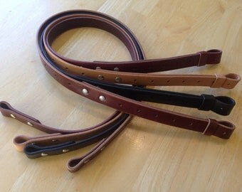 Amish made Leather Gun Slings