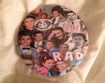 James Franco Button