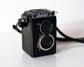 Soviet Camera Russian Camera Vintage camera USSR camera  Vintage camera - LUBITEL 2 -Camera comes with leather case -  Working condition - SovietMilitary