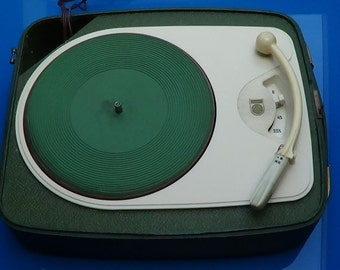 Philips Dutch VINTAGE SENTINEL record player 1950