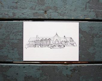 Custom Drawn Homes