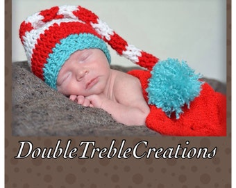 Newborn Stocking Hat (Made To Order)