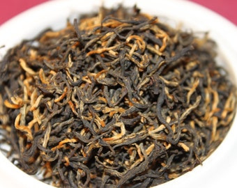 Premium Black Tea: Golden Monkey Loose Leaf Tea