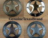 Lone Star Drawer Pulls Or Cabinet Knobs. Western, Southwest, Rustic, Texas