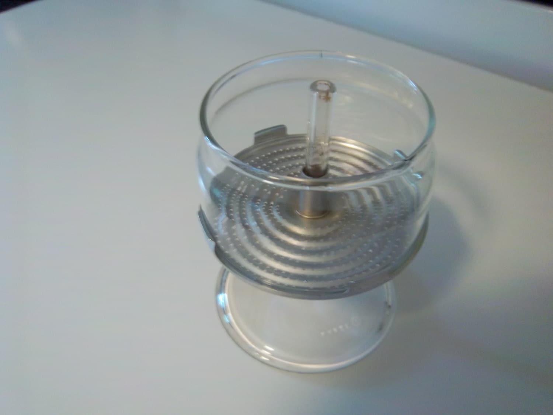 Coffee Maker Glass Pot : Pyrex coffee pot glass stem and basket