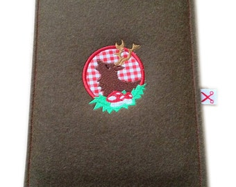 Kindle Sleeve Deer