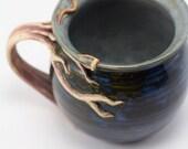 Custom Tree Mug (Blue)
