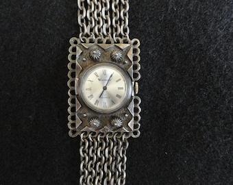 Vintage Vendome 7 Jewels Wind Up Ladies Watch