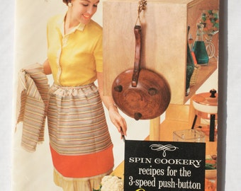 "1966 Cookbook - ""Spin Cookery"""